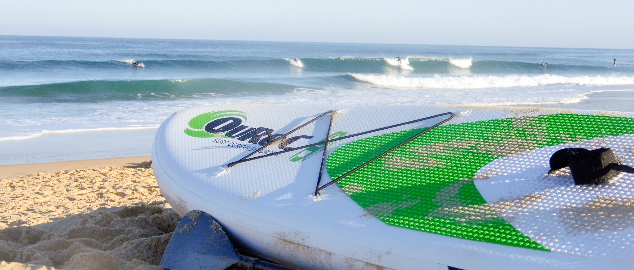 Quroc Inflatable Stand Up Paddle Boards France