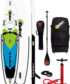 Inflatable Paddle Board Quroc Qi AllWater 13